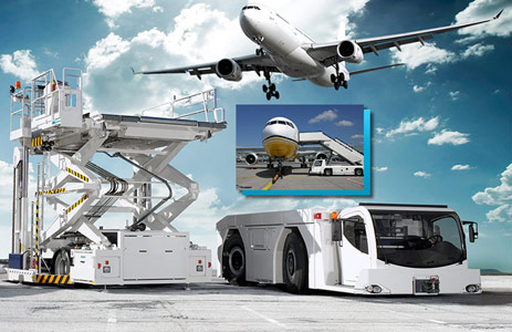 DCL Aviation Group GSE Equipment Contact Page