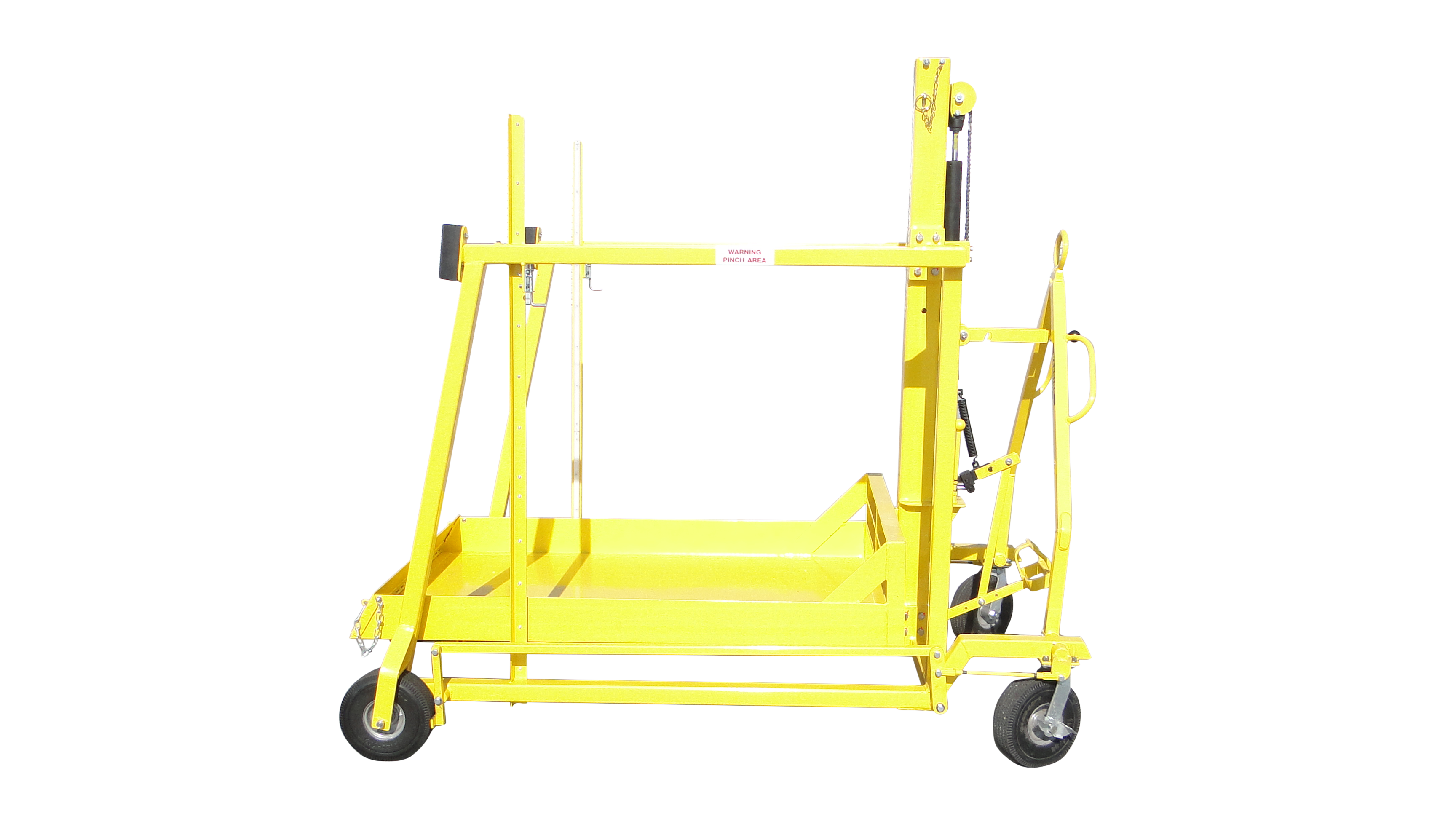 DCL Aviation Custom Mobility Lift GSE