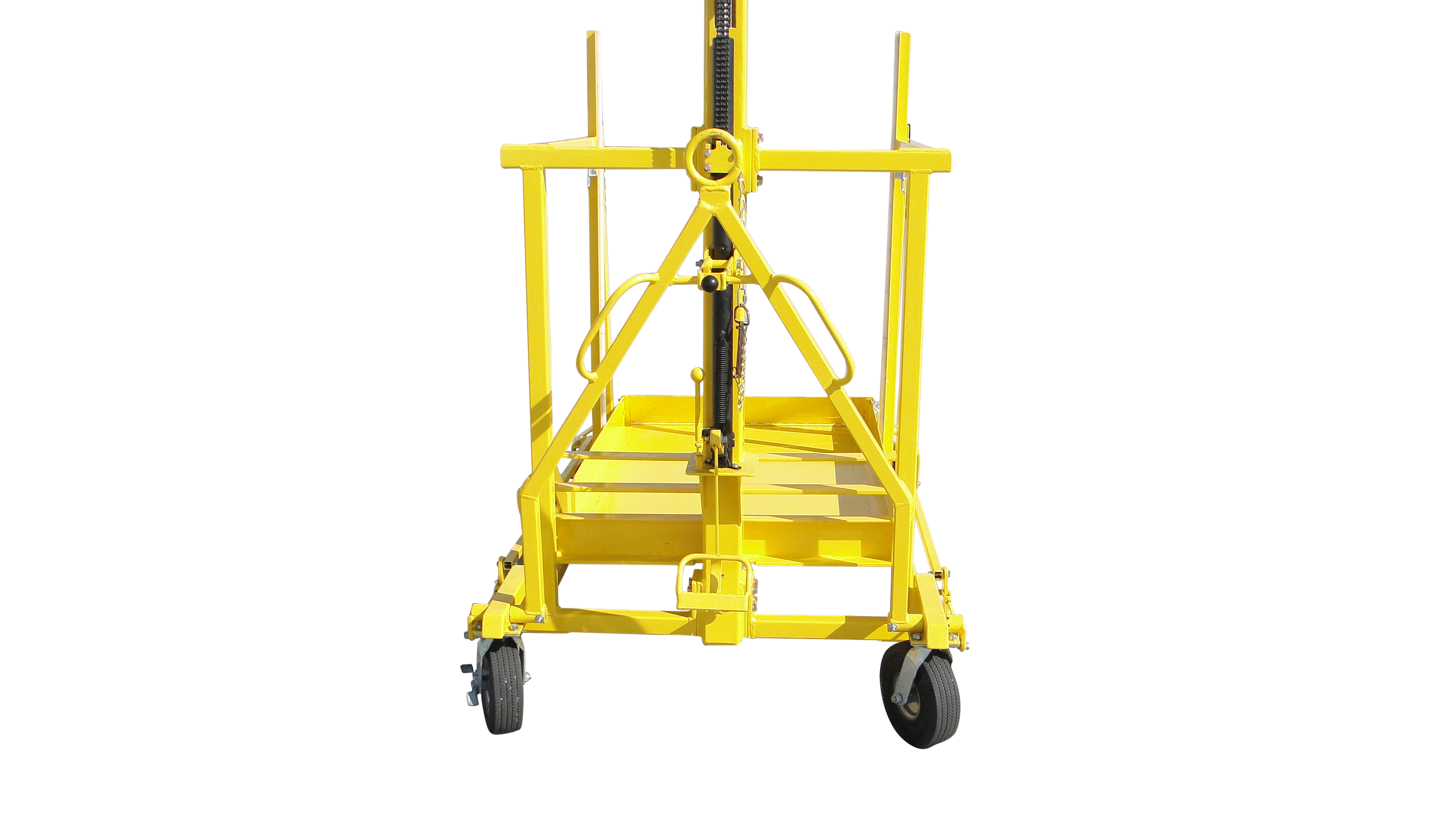 DCL Mobility Lift ground support equipment